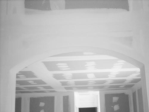 Faux plafond sous hourdis bois niort devis gratuit for Nettoyage plafond tendu